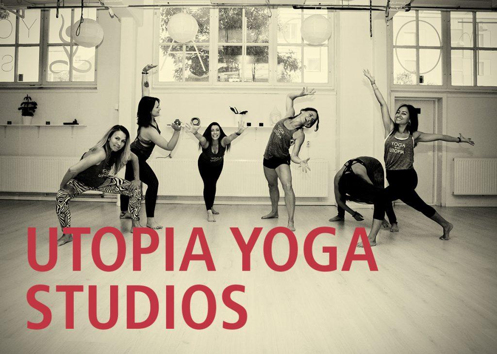 Utopia Yoga Västerås Cityfestival 2019