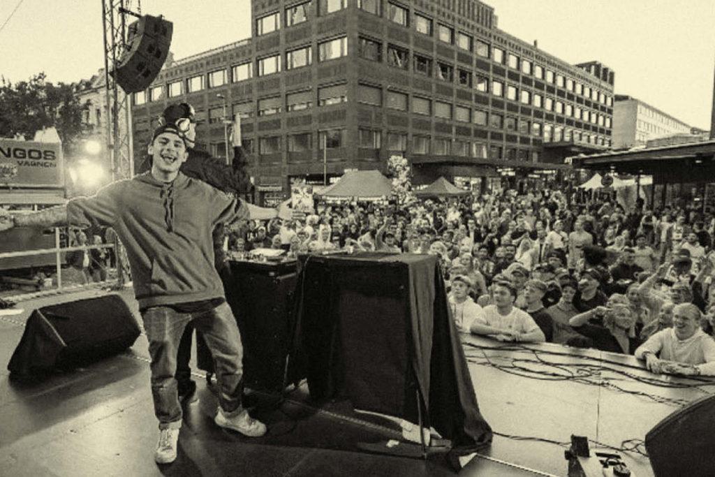 @live Västerås Cityfestival 2019